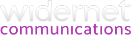 Widernet Communications